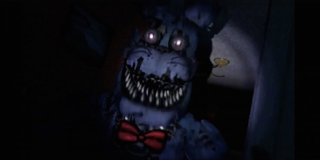 Трейлер Five Nights at Freddy's 4: аниматроники в гостях у автора игр? - Изображение 3