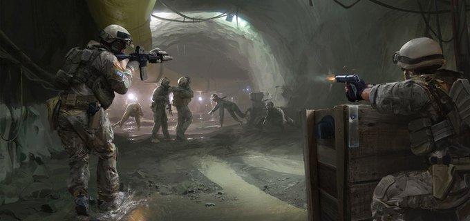 Бывшие сотрудники Blizzard делают хоррор про мутантов Broken - Изображение 1