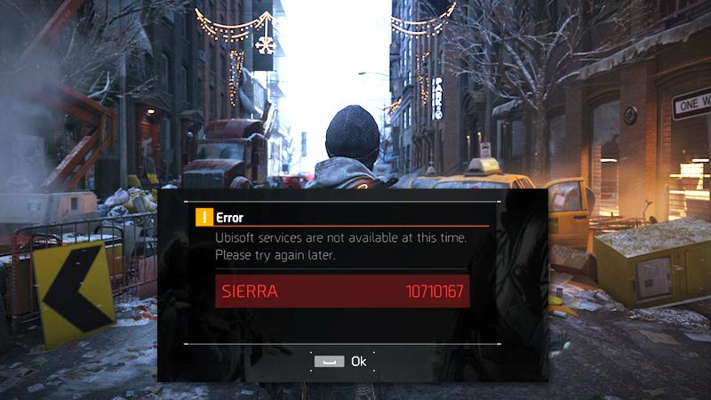 Сервера The Division не выдержали наплыва игроков - Изображение 1