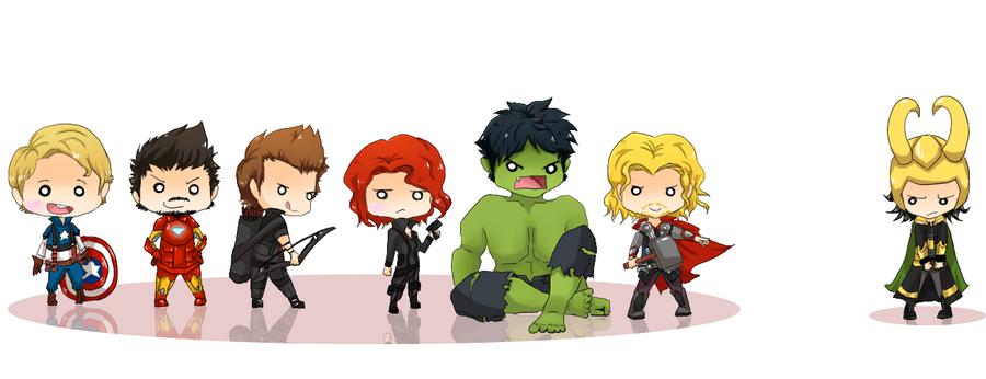 Галерея вариаций: Мстители-женщины, Мстители-дети... - Изображение 120