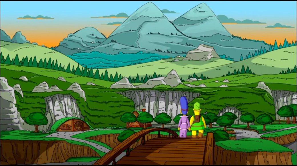 «Симпсоны» предсказали все игры для Switch - Изображение 20