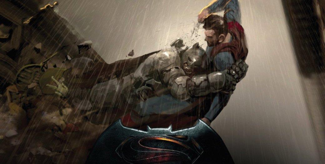 10 вещей, позволяющих Бэтмену победить Супермена - Изображение 18