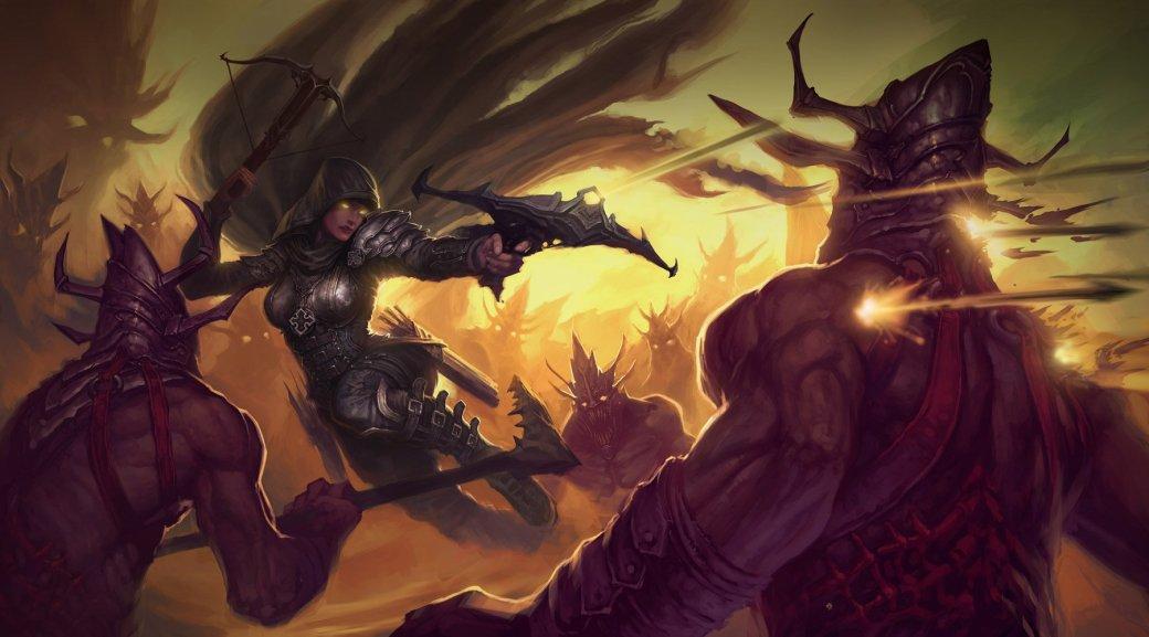 На вечеринку Diablo 3: Reaper of Souls пойдет охотник на демонов - Изображение 1