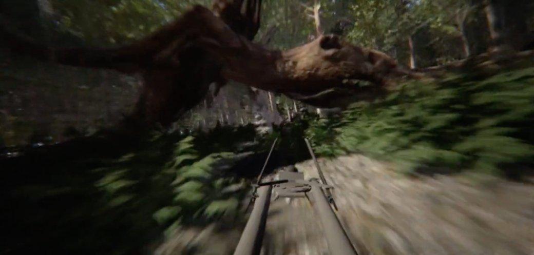 В Star Wars VR для Oculus Rift вас может раздавить AT-AT Walker - Изображение 4