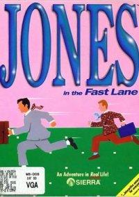 Jones in the Fast Lane – фото обложки игры