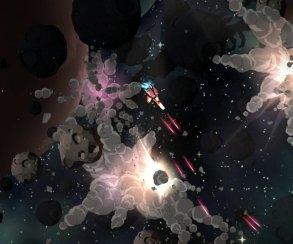 Космический шутер от авторов Skulls of the Shogun перенесут на PS Vita