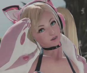 Девушка-кошка избивает мужика в трейлере Tekken 7