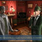 Скриншот Adventures of Sherlock Holmes: The Mystery of the Persian Carpet – Изображение 5