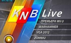 KNB Live. Пилотный выпуск.