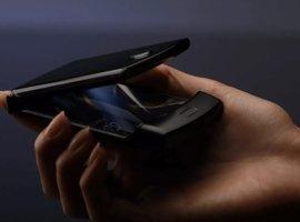 Опубликованы первые настоящие фото «раскладушки» Motorola RAZR