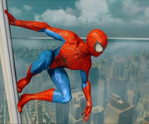 The Amazing Spider-Man 2 забралась на первое место в британском чарте