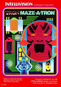Tron: Maze-a-Tron – фото обложки игры