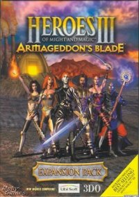 Heroes of Might and Magic III: Armageddon's Blade – фото обложки игры