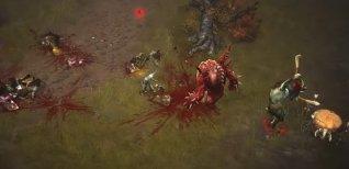 Diablo 3: Reaper of Souls. Геймплей за Некромансера