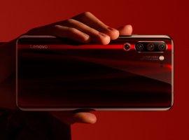 Lenovo Z6Pro: задень доанонса раскрыты все характеристики флагмана