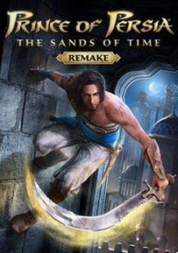 Prince of Persia: The Sands of Time Remake – фото обложки игры