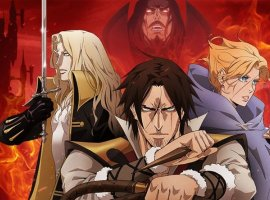 Новости 1 ноября одной строкой: 3 сезон Castlevania, сиквел боевика «Телохранитель киллера» и другие