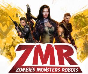 Авторы Mercenary Ops разрабатывают шутер Zombies Monsters Robots