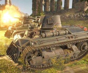 В Crossout стартовало событие «Победный рубеж» с потасовками на танках Т-34