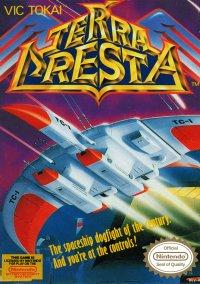 Terra Cresta – фото обложки игры