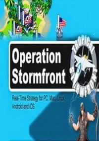 Operation Stormfront – фото обложки игры