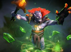 В Dota 2 вышла Immortal Treasure III