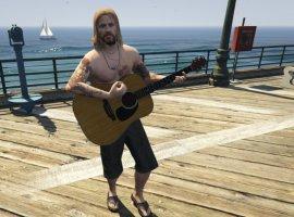 Стример устроил вGrand Theft Auto 5 онлайн-концерт для тысяч зрителей