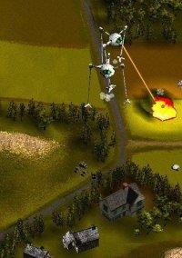 Jeff Wayne's The War of the Worlds – фото обложки игры