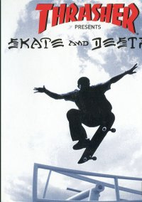 Thrasher Presents: Skate and Destroy – фото обложки игры