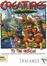 CREATURES to the Rescue