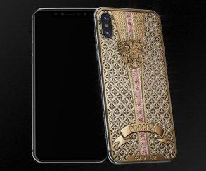 Дайтедва! Caviar выпустила iPhone Xза2.4 миллиона рублей