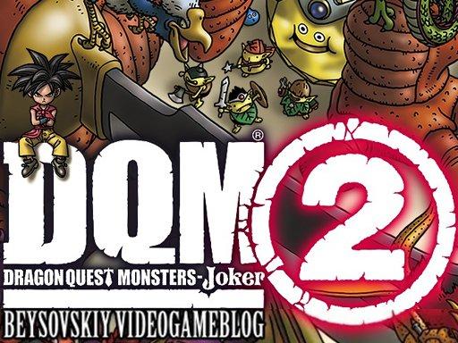 Видеоблог по Dragon Quest Joker 2