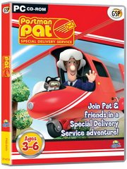 Postman Pat Special Delivery Service – фото обложки игры