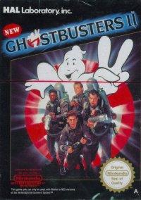 New Ghostbusters II – фото обложки игры