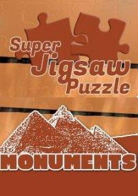 Super Jigsaw Puzzle: Monuments – фото обложки игры