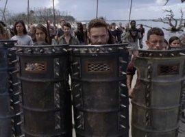 Война сШепчущимися уже близко! Что показали впервом трейлере 10 сезона «Ходячих мертвецов»?