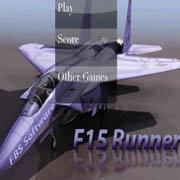 F15 Runner – фото обложки игры