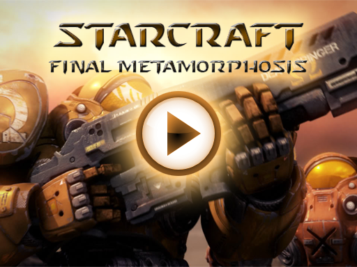 StarCraft: Final Metamorphosis. Полная версия фильма
