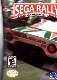 Sega Rally Championship – фото обложки игры