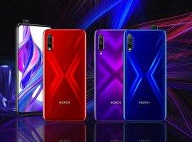 ВРоссии представили Honor 9X— среднебюджетный смартфон свыдвижной камерой