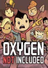 Oxygen Not Included – фото обложки игры