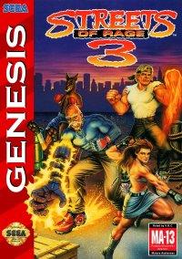 Streets of Rage 3 – фото обложки игры