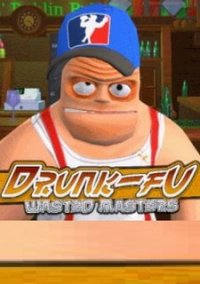 Drunk-Fu: Wasted Masters – фото обложки игры