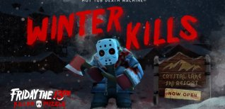 Friday the 13th: Killer Puzzle . Геймплейный трейлер