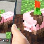 Скриншот Minecraft: Earth – Изображение 7