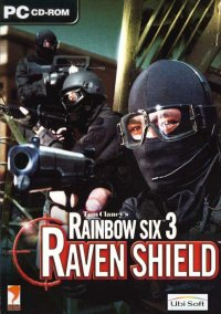 Tom Clancy's Rainbow Six 3: Raven Shield – фото обложки игры