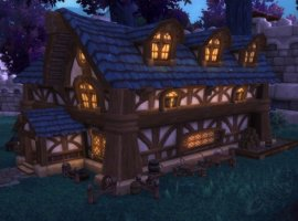 В файлах WoW: Battle for Azeroth нашли таверну Hearthstone. Даже скриншоты есть!
