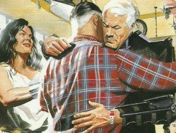Нетолько Старик Логан. Какие еще супергерои оказывались пожилыми настраницах комиксов?