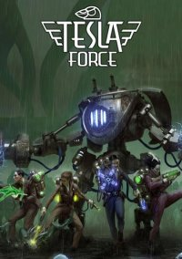 Tesla Force: United Scientists Army – фото обложки игры