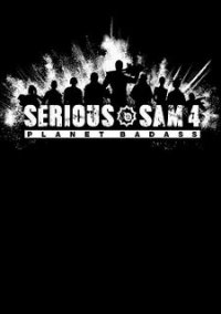 Serious Sam 4 – фото обложки игры